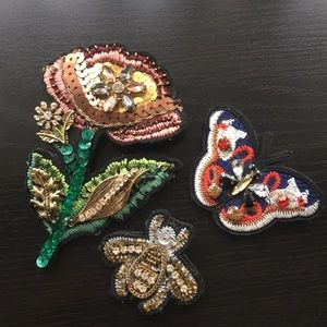 Beautiful Set of brooches
